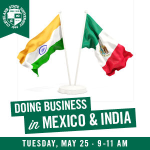 Doing Business in Mexico & India Webinar