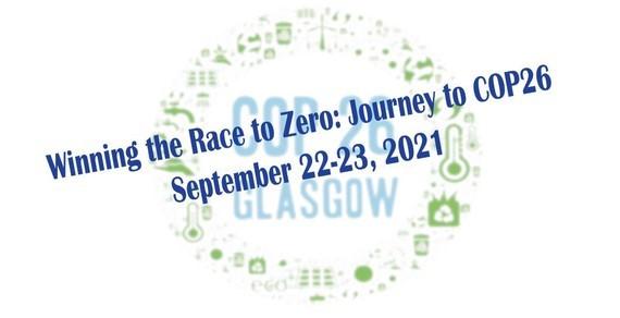 Winning the Race to Zero, Journey to COP26